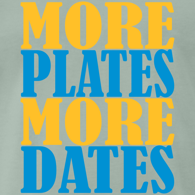 More Plates More Dates