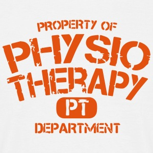 PT Departement Physiotherapie T-Shirts - Men's T-Shirt