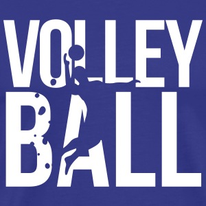 volleyball T-Shirts - Men's Premium T-Shirt