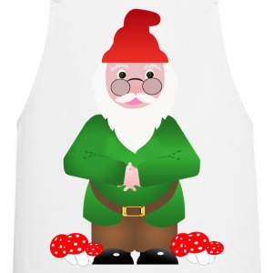 Garden gnome - Cooking Apron