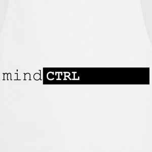mindctrl MindControl Control your mind 1c  Aprons - Cooking Apron