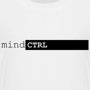 mindctrl MindControl Control your mind 1c Shirts - Teenager Premium T-shirt