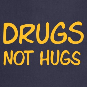 :: drugs not hugs :-: - Forklæde