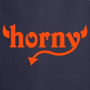 :: horny (1c) :-: - Cooking Apron