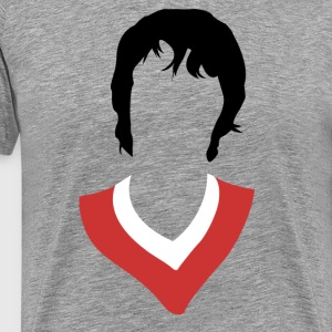 George Best T-shirts - Herre premium T-shirt