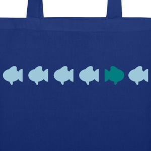 different fish Bags & backpacks - Tote Bag