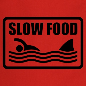 :: slow food :-: - Cooking Apron
