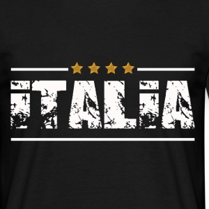 Italia foot - T-shirt Homme