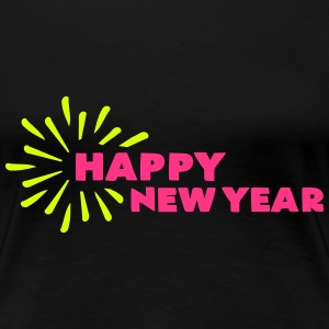 Happy New Year T-Shirts - Frauen Premium T-Shirt