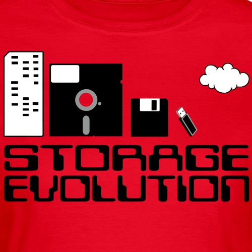 personal computer storage evolution