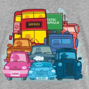 London Traffic - Teenage Premium T-Shirt