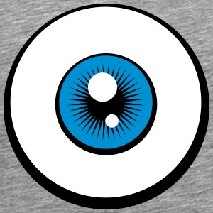 Eye Logo Design T-shirts - Mannen Premium T-shirt