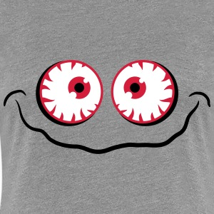 Horror Face T-Shirts - Frauen Premium T-Shirt