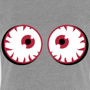 Horror Eyes T-Shirts - Women's Premium T-Shirt