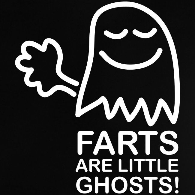 Farts are little ghosts...(with text)