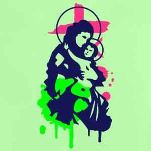 Virgin Mary with Child Shirts - Baby T-Shirt