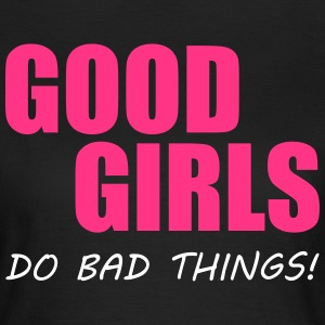 Good Girls Camisetas - Camiseta mujer