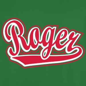 Roger - T-shirt personalised with your name T-Shirts - Men's Football Jersey