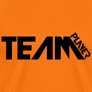 teamplayer  T-Shirts - Men's Premium T-Shirt