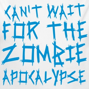 Can't wait for the Zombie Apocalypse Pullover & Hoodies - Baby Bio-Langarm-Body
