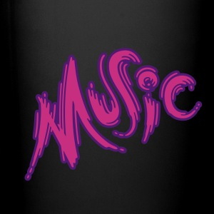 Music - Tasse en couleur
