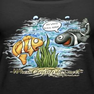when clownfishes meet Tops - Frauen Premium Tank Top