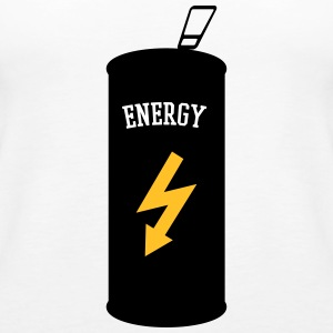 Energy Drink Tops - Frauen Premium Tank Top