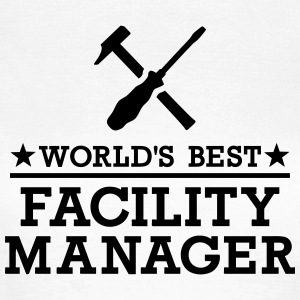 Facility Manager T-Shirts - Frauen T-Shirt