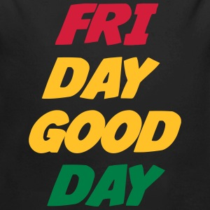 Friday Good Day Gensere - Økologisk langermet baby-body