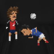 Design ~ Men T-Shirt - France Germany 82