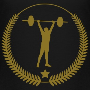 Strength training / Krafttraining / Musculation Shirts - Teenage Premium T-Shirt