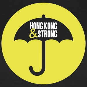 Hong Kong & Strong - Occupy Central Solidarität T-Shirts - Frauen T-Shirt