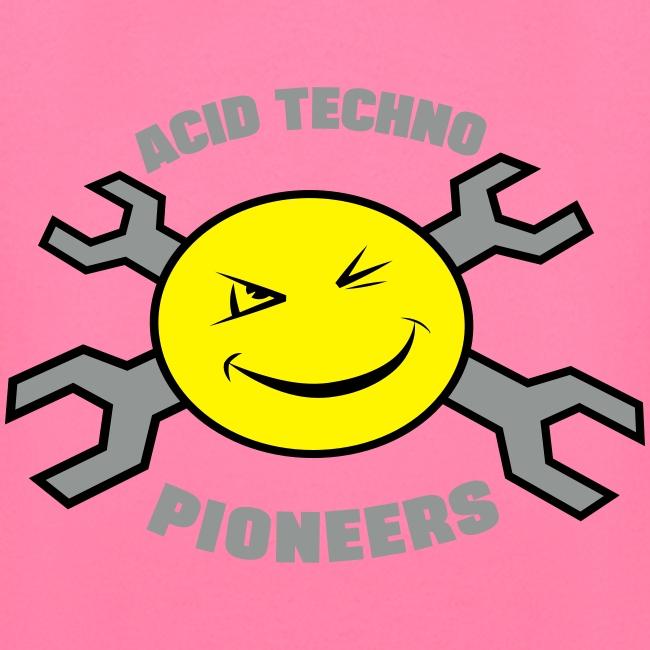 Acid Techno Pioneers Baby Long Sleeve T-Shirt
