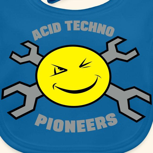 Acid Techno Pioneers Collection Kids' Hoodie