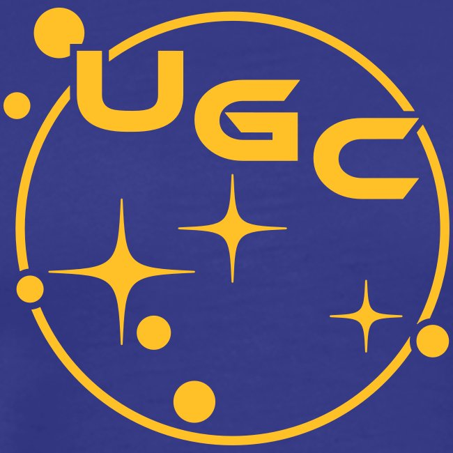 UGC Planet Logo OHNE Backprint
