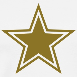 Star, Gold, Best, Winner, Champion, Team, Club T-shirts - Mannen Premium T-shirt