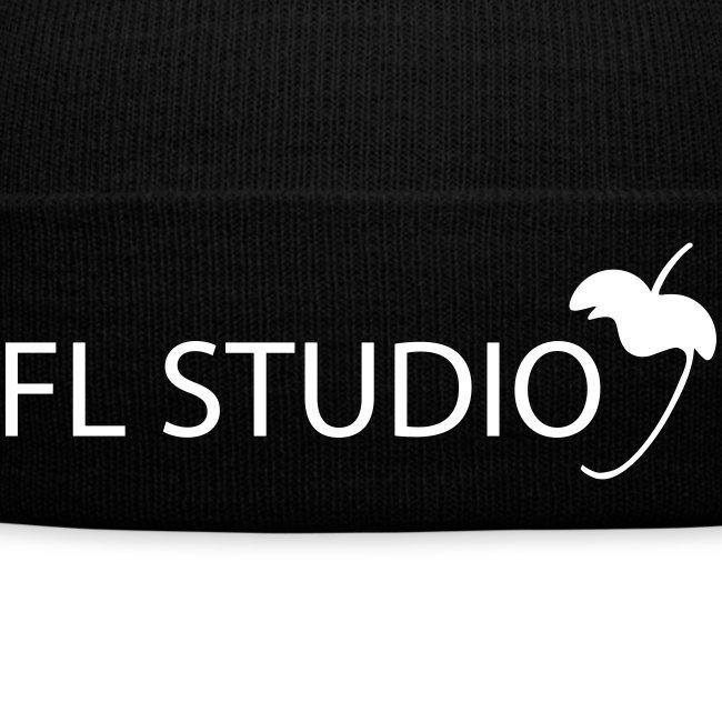 Cuffed knit cap with FL Studio logo