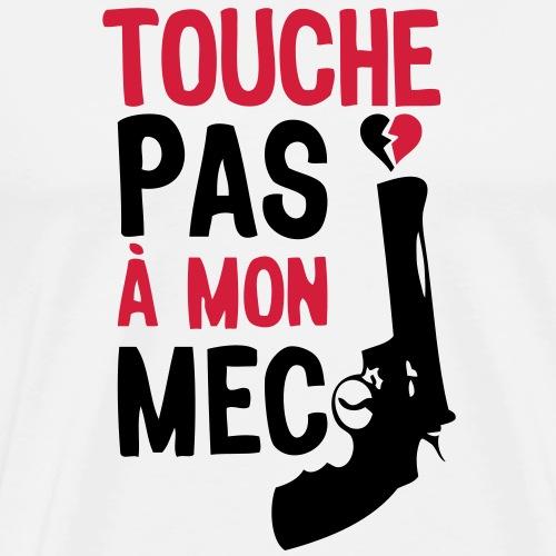 touche pas mec pistolet arme flingue84