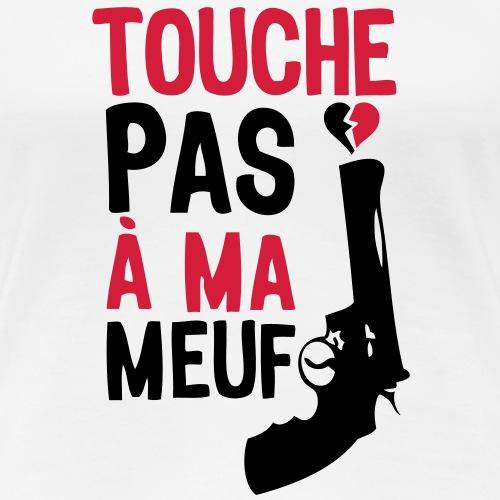 touche pas meuf pistolet arme flingue32