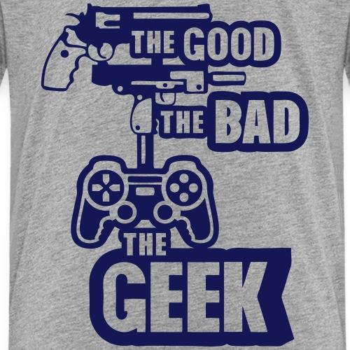 pistolet manette geek good bad gun 2