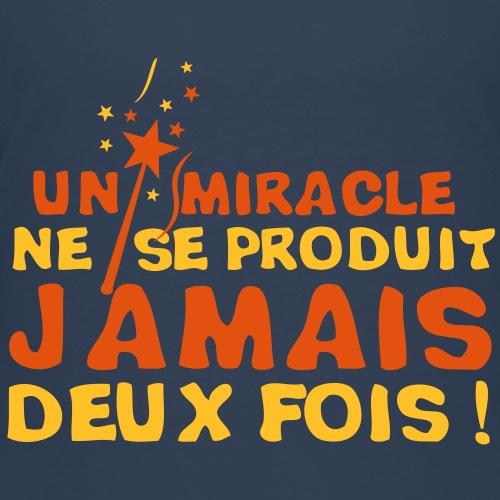 miracle produit jamais deux fois express