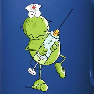 Nurse Frog  Mugs & Drinkware - Full Colour Mug