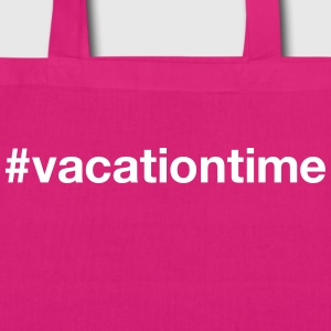 vacationtime  - Bio-Stoffbeutel