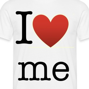 i love me - Men's T-Shirt