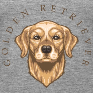 Golden Retriever Tops - Women's Premium Tank Top