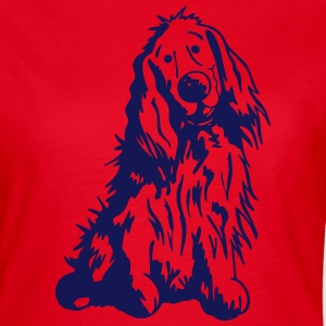 Cute English Cocker Spaniel T-Shirts - Women's T-Shirt