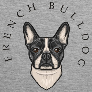 French Bulldog Tank Tops - Männer Premium Tank Top