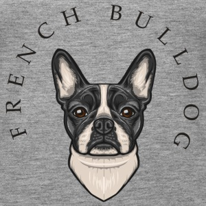 French Bulldog Tops - Women's Premium Tank Top