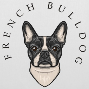 French Bulldog Bags & Backpacks - Tote Bag