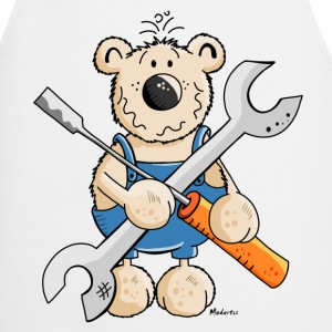 Craftsmen Bear  Aprons - Cooking Apron